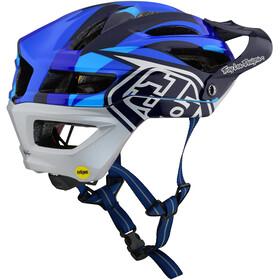 Troy Lee Designs A2 Jet MIPS Helmet blue
